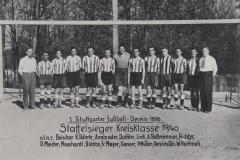 1939-40 Mannschaft Staffelsieger