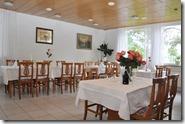 gemütliches Ambiente im Restaurant