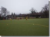 E1 - gegen SV Rot