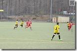 Leistungsvergleich der VfB Stuttgart U11